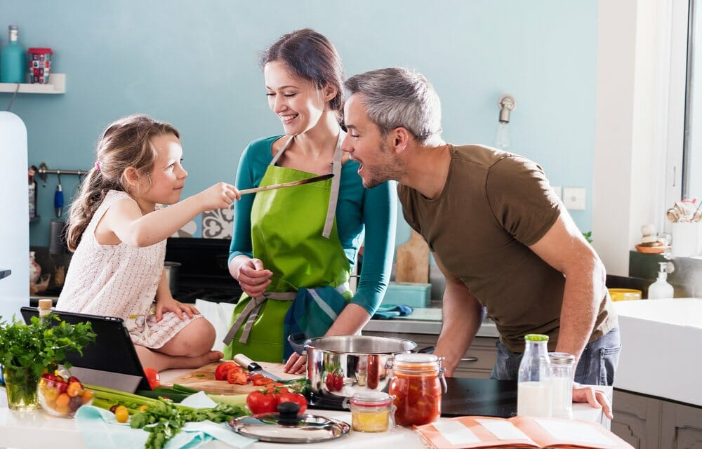 3 recetas sencillas para preparar en casa durante la cuarentena
