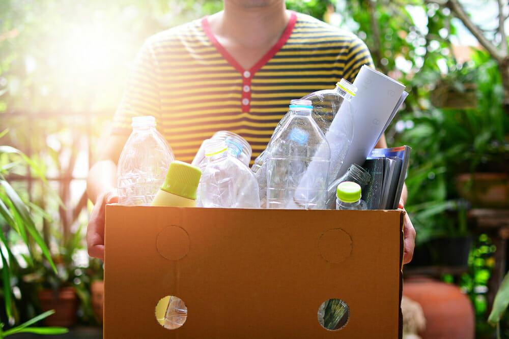 Reciclotón en Paseo del Norte